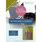 Tutoriel de couture - Tote bag - Facile avec tutoriel pour apprendre à coudre