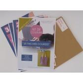 Kit de couture - Courses Tote Bag - Matériel et patrons fournis