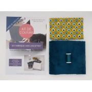 Kit de couture - Je fabrique mes lingettes - Darry