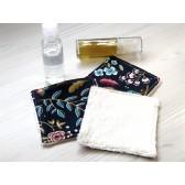 Tutoriel de couture - Lingettes lavables zéro déchet - Suivez pas à pas les instructions