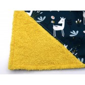Serviette élastique éponge - Bambi. Fait main original et unique